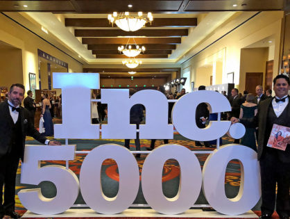 Welfont attends The 2018 Inc. 5000 Conference and Gala