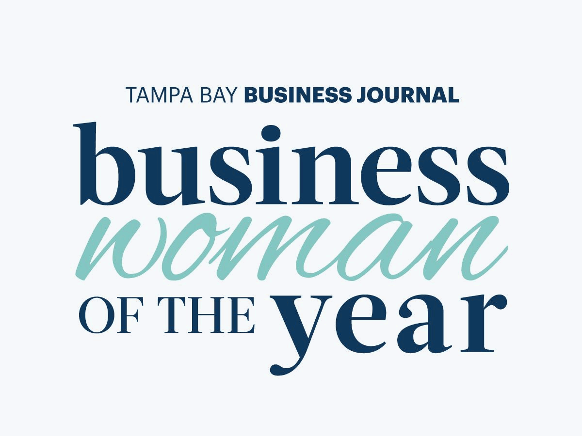 "Tampa Bay Business Journal Announces Welfont's Amy Stevenson On Their ""2019 Business Woman Of The Year"" List"