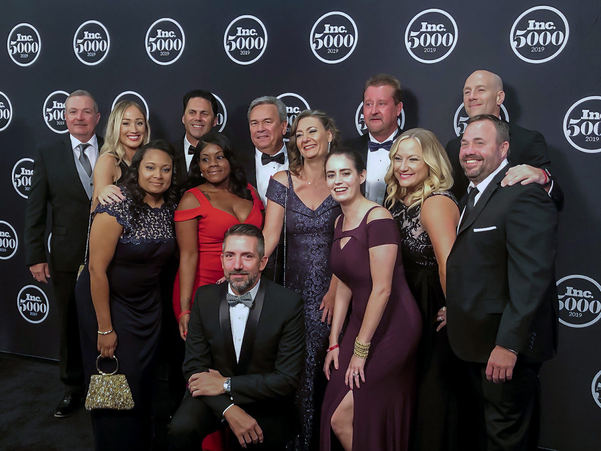 Welfont attends The 2019 Inc. 5000 Conference and Gala