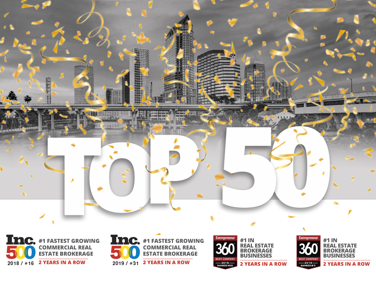 The Welfont Companies Ranks Top 50 On Two of The  Most Prestigious Lists In Business for 2018 and 2019